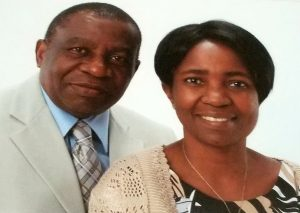 Host - Dr. & Mrs. Ikoba